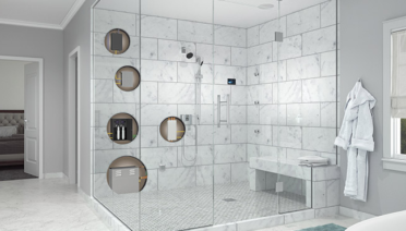 Cost of Steam Shower