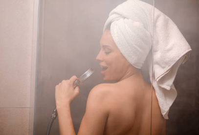 What is a steam shower and how does it work