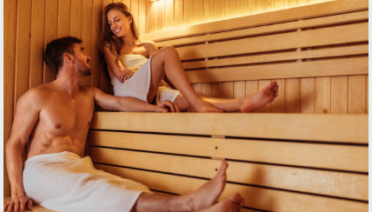 best two person sauna