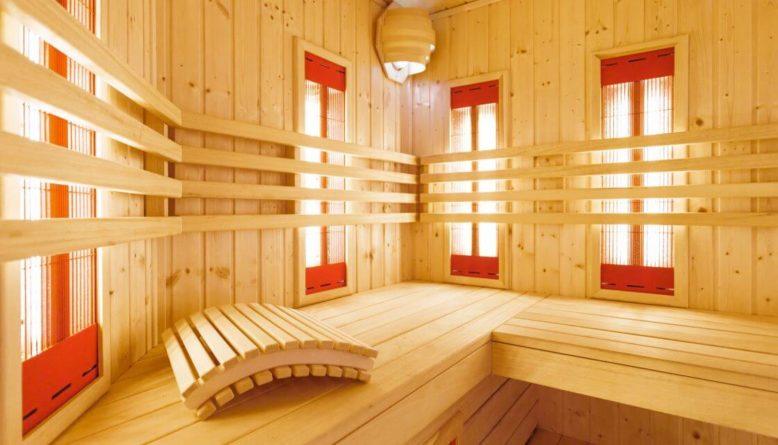 Best Sauna Backrest