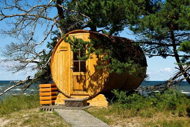 best barrel sauna
